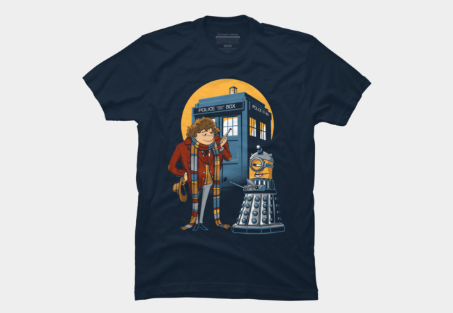 Doctor Gru Men's T-Shirt