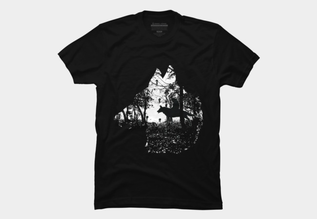 Mononoke Forest Men's T-Shirt