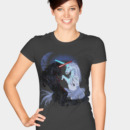 biotwist wearing Starwars with unicorns by biotwist
