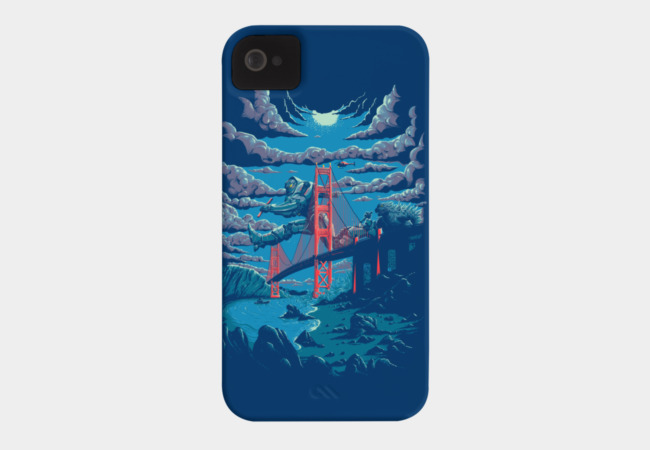 pacific run Phone Case - Design By Humans