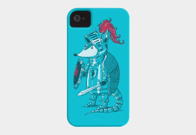 Armordillo Phone Case - Design By Humans
