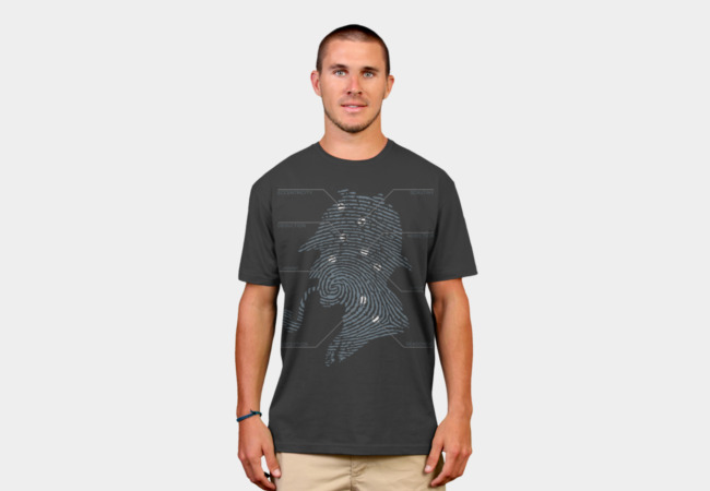 Print Analysis T-Shirt - Design By Humans