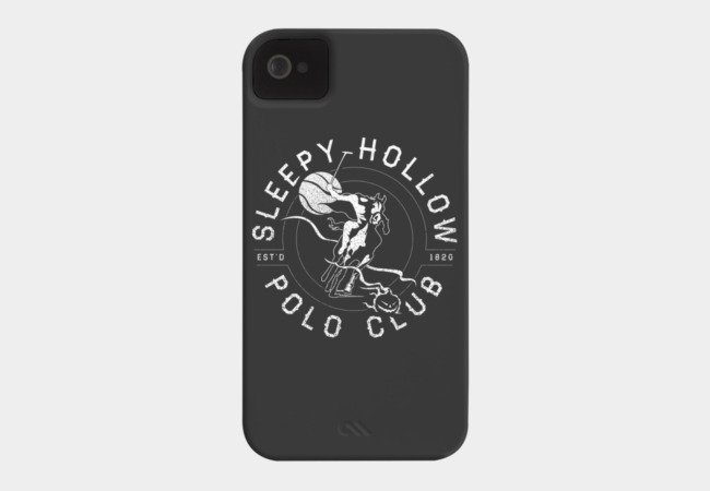 Sleepy Hollow Polo Club Phone Case - Design By Humans