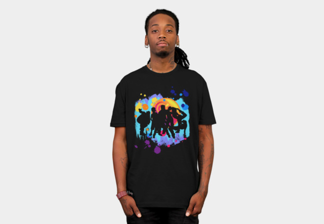 Dance Crew T-Shirt - Design By Humans