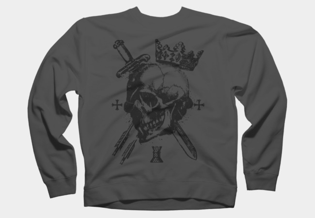 The King is Dead Sweatshirt