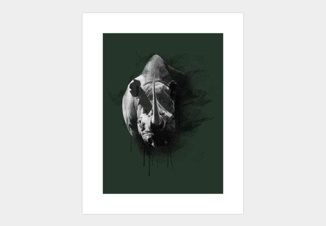 Into the Wild Art Print - Design By Humans