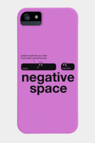 Negative Space(bar)