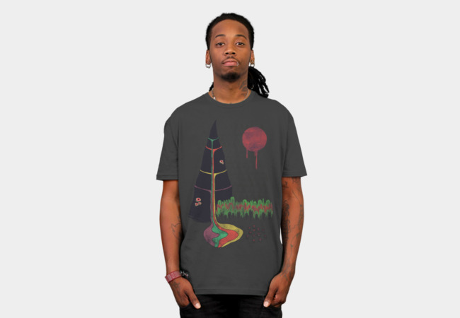 Holy Mountain T-Shirt - Design By Humans