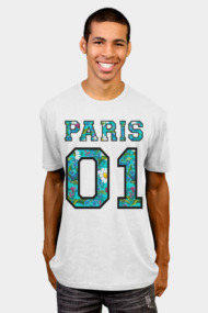 Paris 01 T-shirt