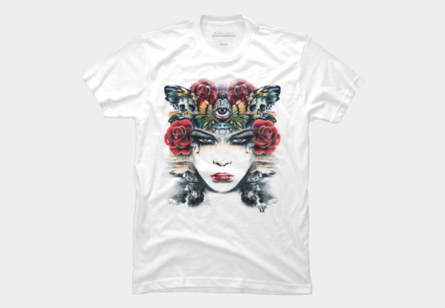 Third Eye Color Men's T-Shirt