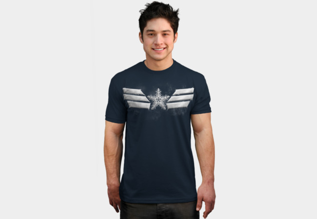 the winter soldier T-Shirt - Design By Humans