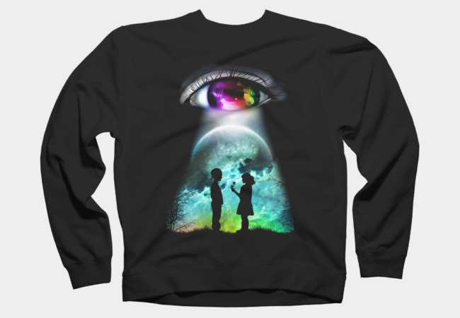 Love at first sight Sweatshirt