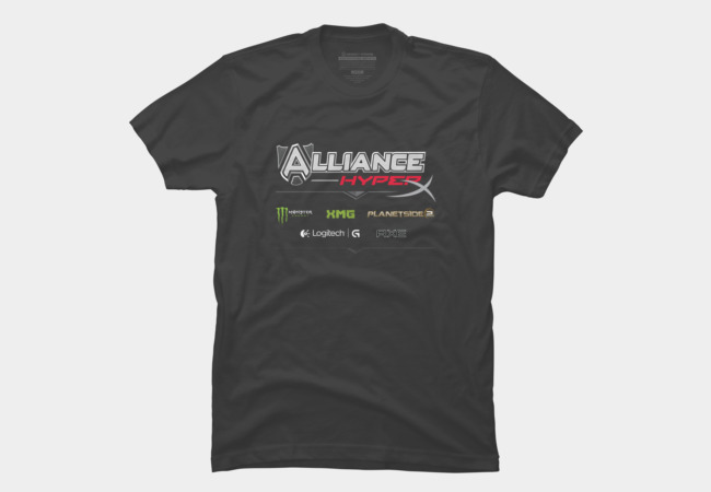 Alliance 2014 Jersey Men's T-Shirt