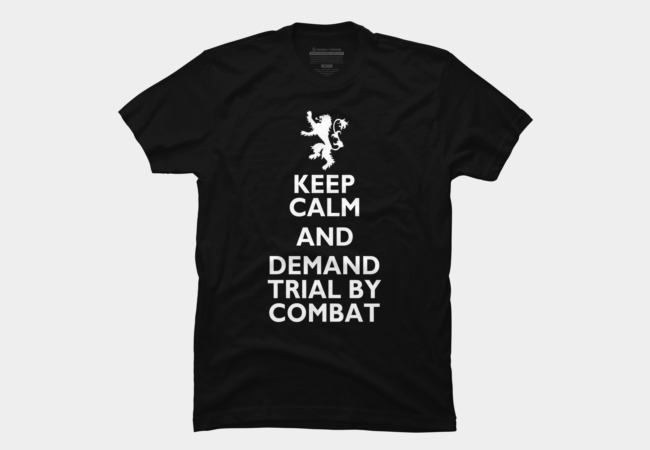 Keep Calm Men's T-Shirt
