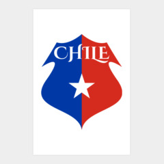 Chile - Celebrative 2014 World Cup T-shirt