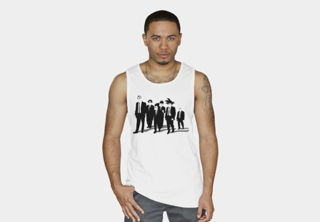 Z Dogs Tank Top - Design By Humans