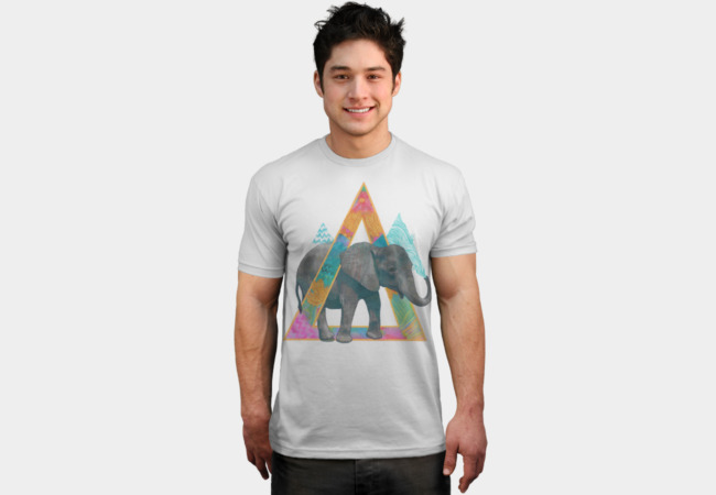 elephant T-Shirt - Design By Humans
