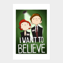 i want to believe, xfiles