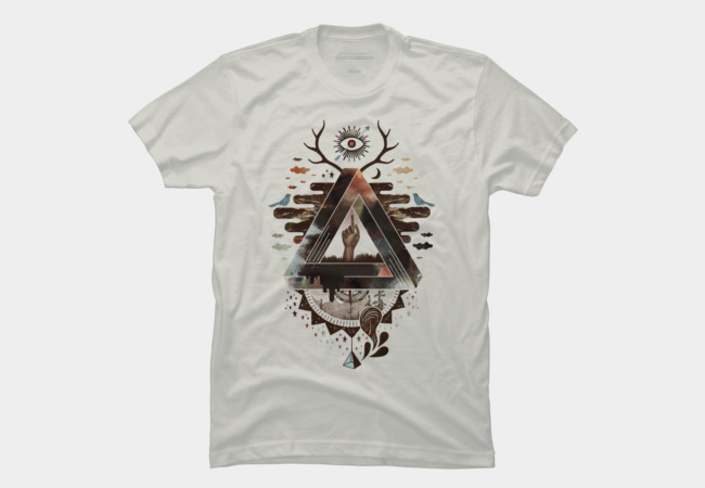 All Impossible Eye Men's T-Shirt