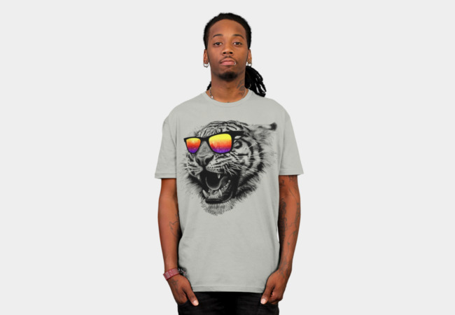 Roar! T-Shirt - Design By Humans