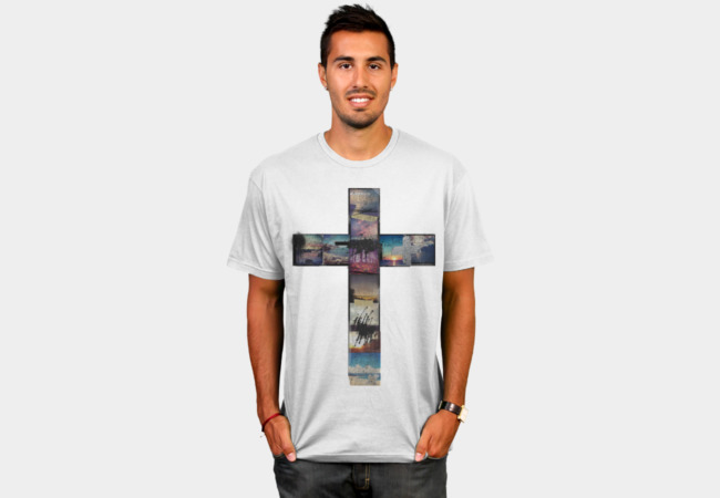 Faith, Memories and Time T-Shirt - Design By Humans