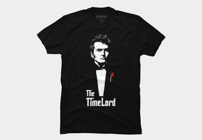 The Time Lord Men's T-Shirt