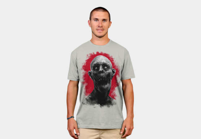 Walking Corpse T-Shirt - Design By Humans