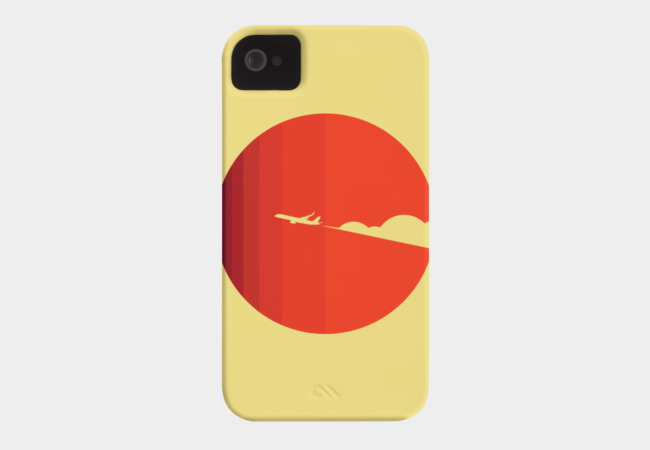 The departure Phone Case - Design By Humans