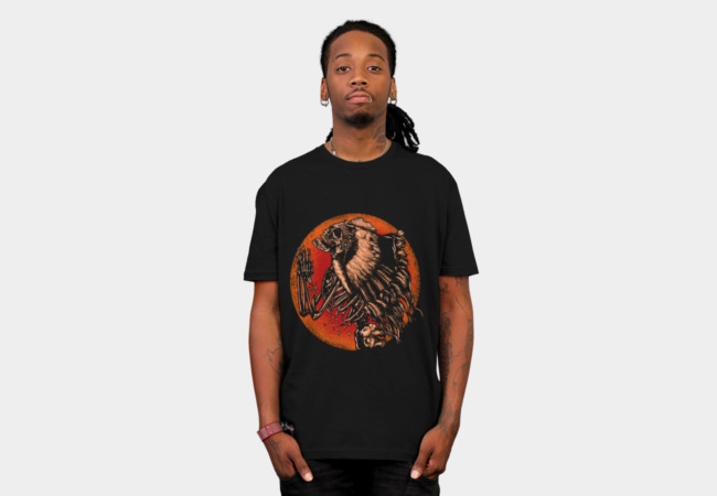 Pray to the ancestors T-Shirt - Design By Humans