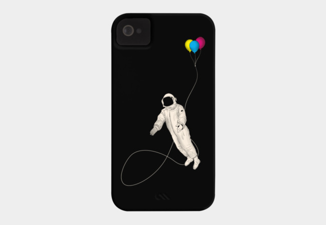 Astronaut Phone Case - Design By Humans
