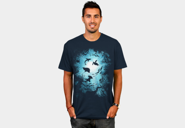 Deepness T-Shirt - Design By Humans