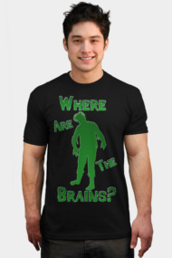 Where Are The Brains?