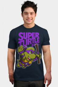 Super Turtle Bros - Donnie