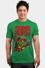 Super Turtle Bros - Raph
