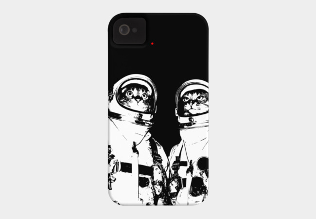 Catstronauts Phone Case - Design By Humans
