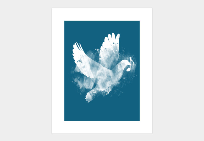 Bring me Peace Art Print - Design By Humans