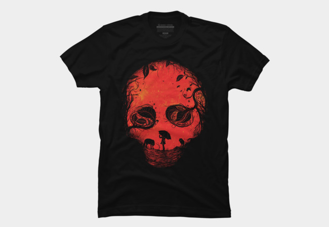 Red Encounter Men's T-Shirt
